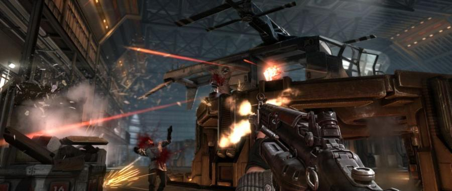 Wolfenstein The New Order - DE/AT clave Screenshot 3