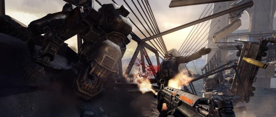Wolfenstein The New Order - DE/AT clave Screenshot 4