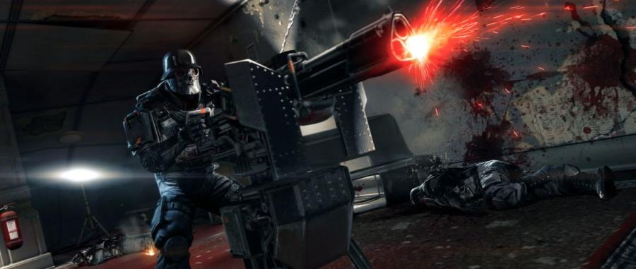 Wolfenstein The New Order - DE/AT clave Screenshot 5