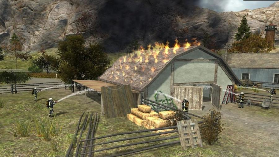 Firefighters 2014 - The Simulation Game Screenshot 5
