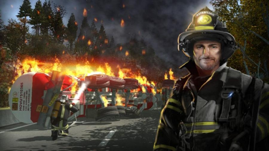 Firefighters 2014 - The Simulation Game Screenshot 1