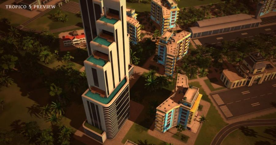 Tropico 5 - Steam Gift Key Screenshot 4