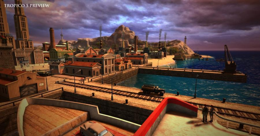Tropico 5 - Steam Gift Key Screenshot 3