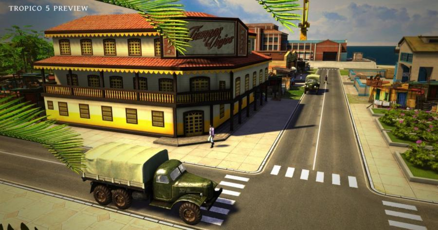 Tropico 5 - Steam Gift Key Screenshot 2