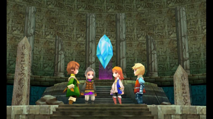 Final Fantasy III (3) Screenshot 1