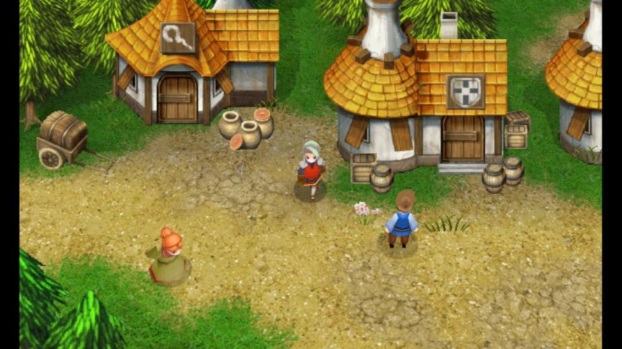 Final Fantasy III (3) Screenshot 8