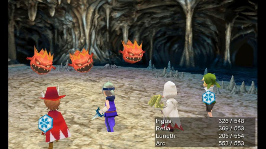 Final Fantasy III (3) Screenshot 2