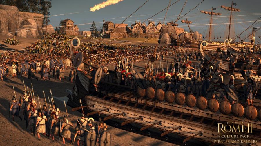 Total War Rome 2 - Pirates and Raiders DLC Screenshot 5