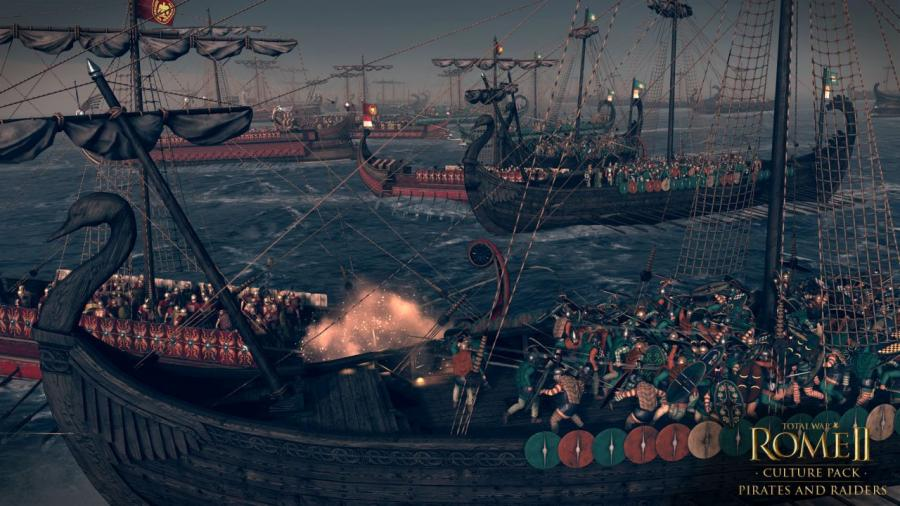 Total War Rome 2 - Pirates and Raiders DLC Screenshot 4