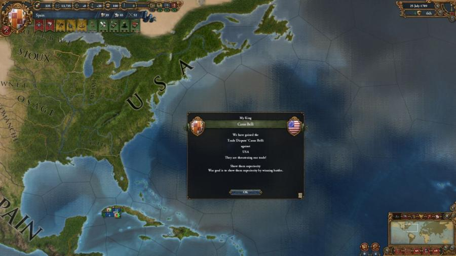 Europa Universalis IV - Wealth of Nations (extensión) Screenshot 4