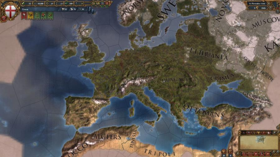 Europa Universalis IV - Wealth of Nations (extensión) Screenshot 8
