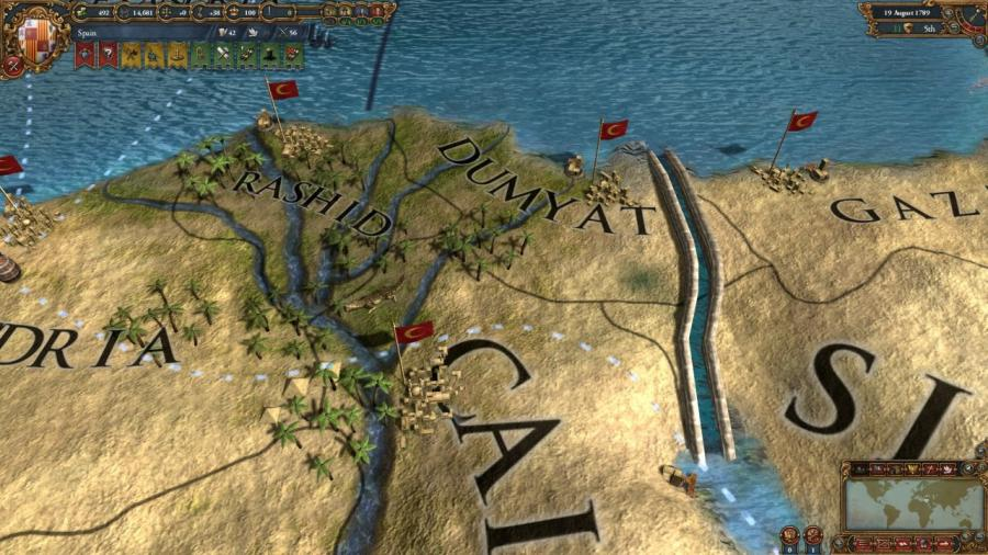 Europa Universalis IV - Wealth of Nations (extensión) Screenshot 2