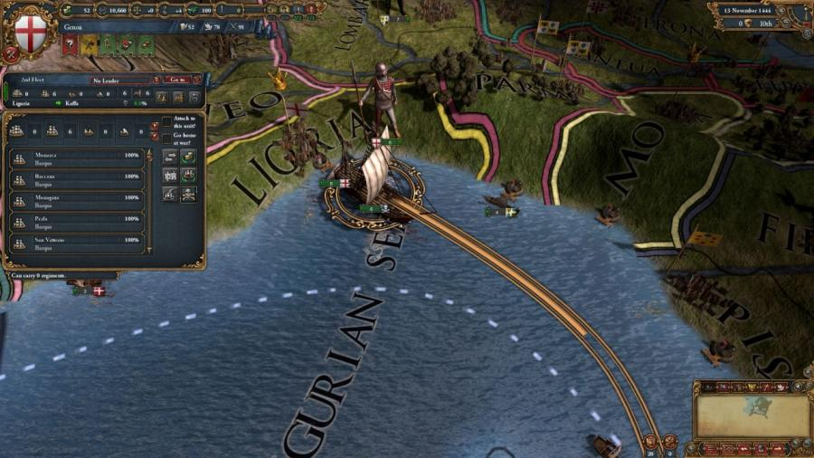 Europa Universalis IV - Wealth of Nations (extensión) Screenshot 7