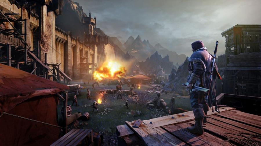 La Tierra-Media - Sombras de Mordor (Shadow of Mordor) Screenshot 1