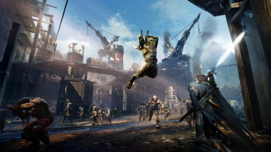 La Tierra-Media - Sombras de Mordor (Shadow of Mordor) Screenshot 2
