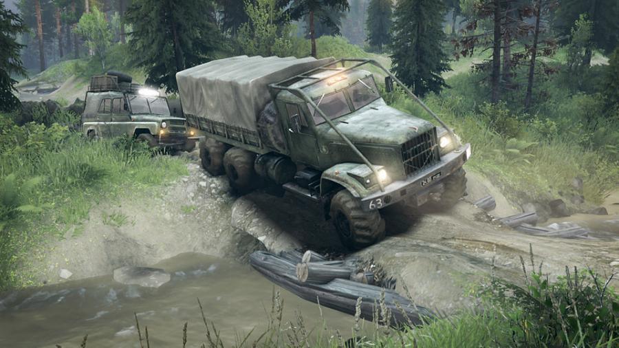 Spintires Screenshot 1