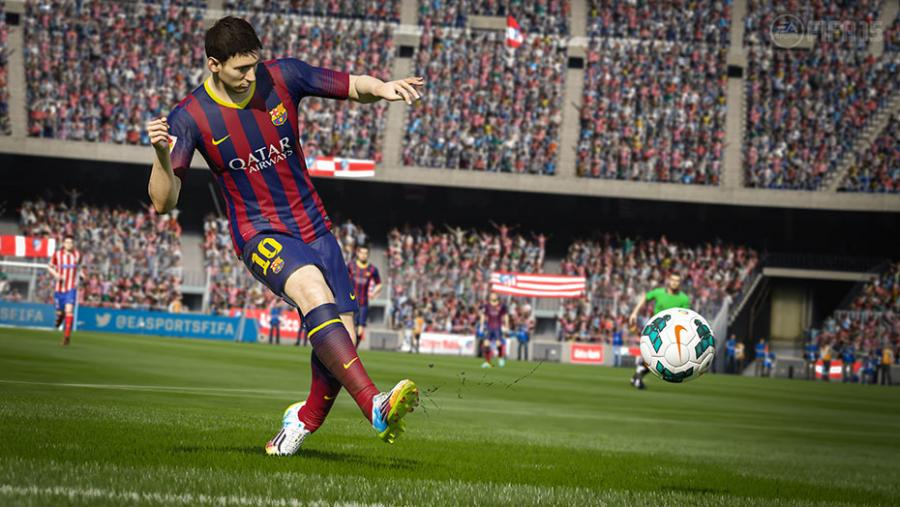 FIFA 15 Screenshot 1