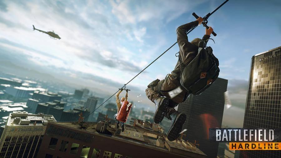 Battlefield Hardline Screenshot 3