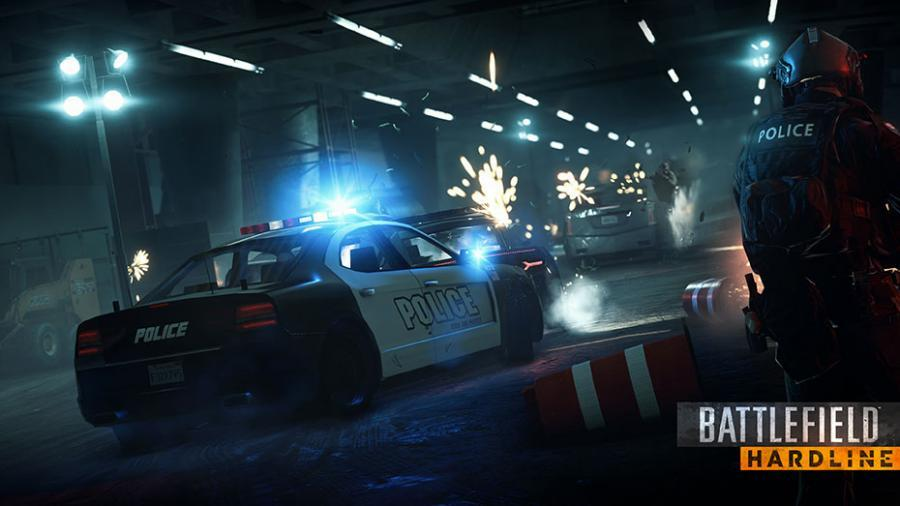 Battlefield Hardline Screenshot 1