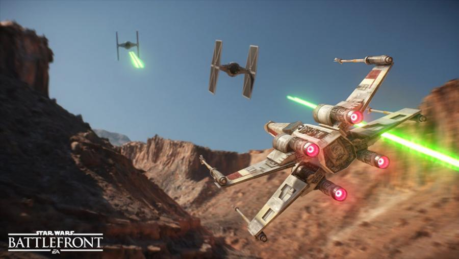 Star Wars Battlefront Screenshot 5