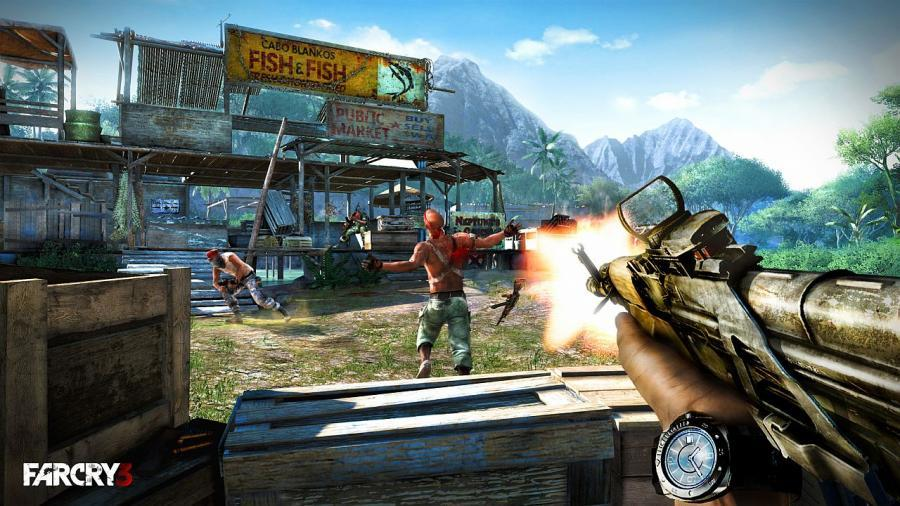 Far Cry 3 - Steam Gift Key Screenshot 5