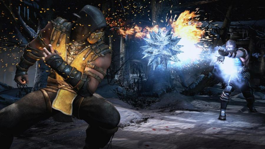 Mortal Kombat X Screenshot 1