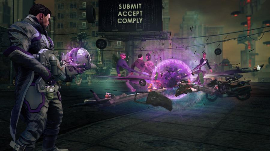 Saints Row IV - Game of the Century Edition Screenshot 1