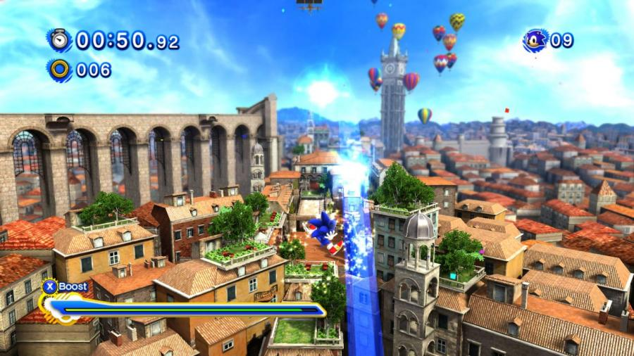 Sonic Generations Screenshot 3