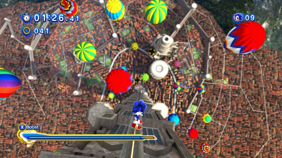 Sonic Generations Screenshot 8