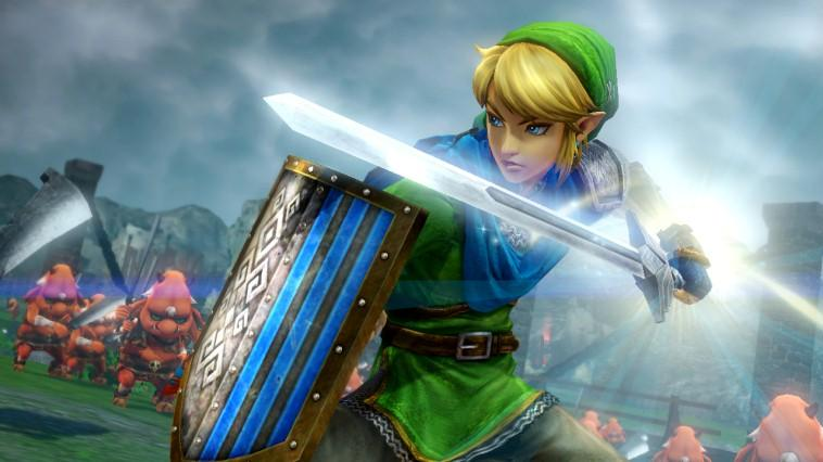 Hyrule Warriors - Wii U Código de Descarga Screenshot 1