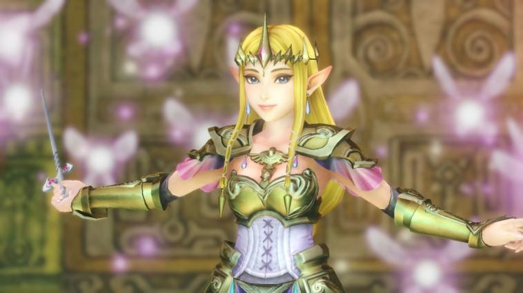 Hyrule Warriors - Wii U Código de Descarga Screenshot 3