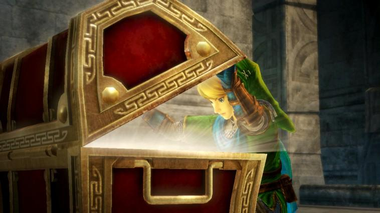 Hyrule Warriors - Wii U Código de Descarga Screenshot 8