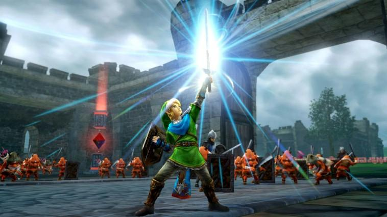 Hyrule Warriors - Wii U Código de Descarga Screenshot 6