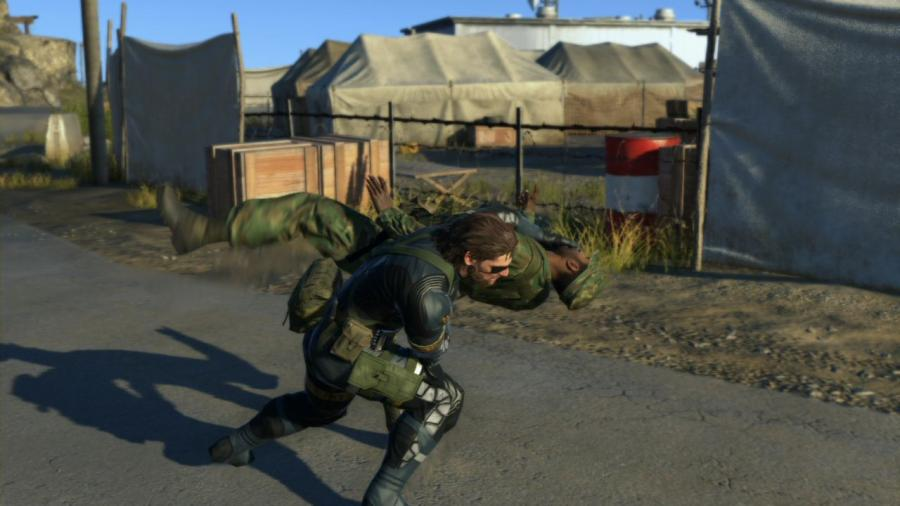 Metal Gear Solid V - Ground Zeroes Screenshot 3