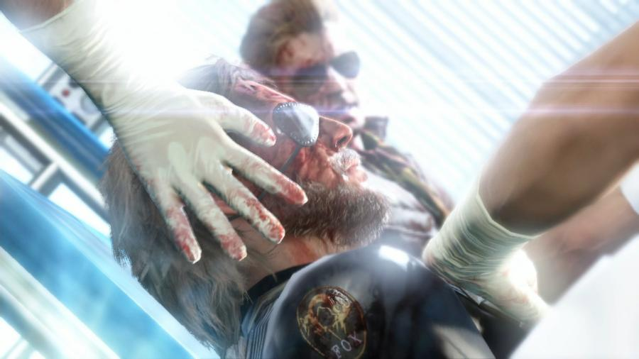 Metal Gear Solid V - The Phantom Pain Screenshot 1