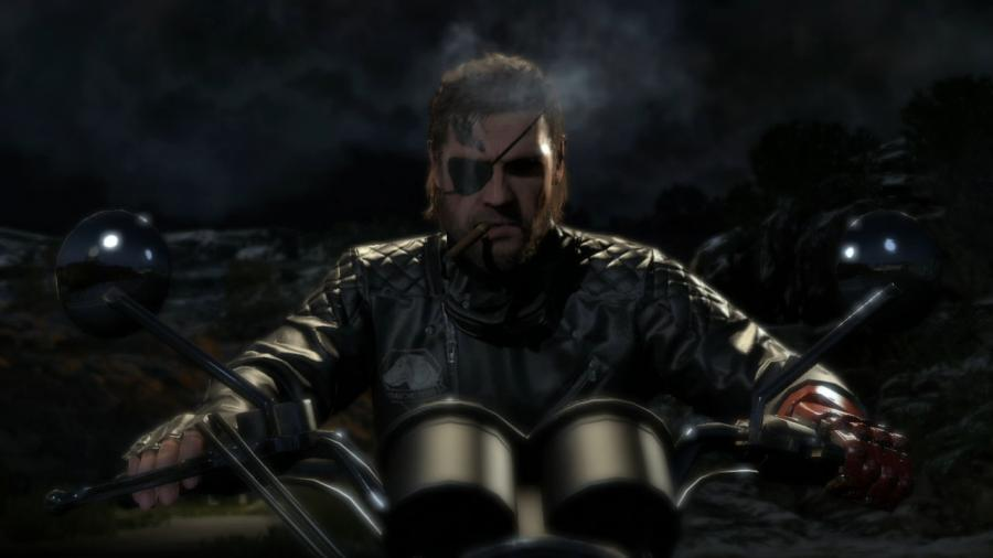 Metal Gear Solid V - The Phantom Pain Screenshot 2