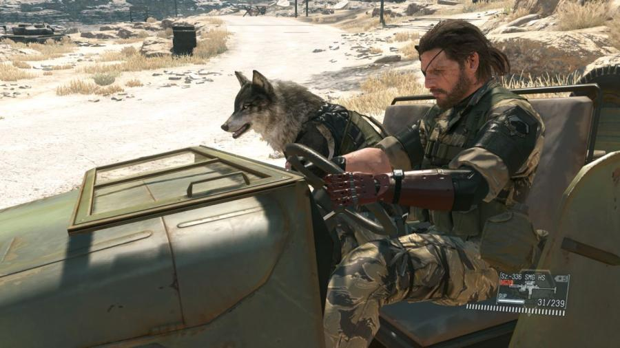 Metal Gear Solid V - The Phantom Pain Screenshot 7