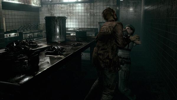 Resident Evil HD Remaster Screenshot 4