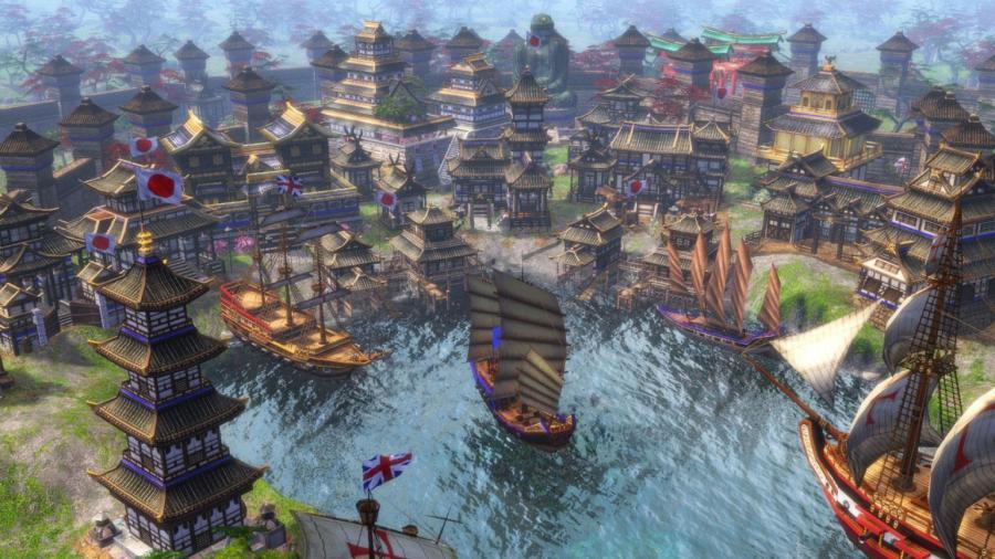 Age of Empires III Complete Collection - Steam Gift Key Screenshot 1