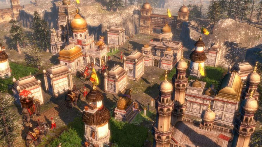 Age of Empires III Complete Collection - Steam Gift Key Screenshot 2
