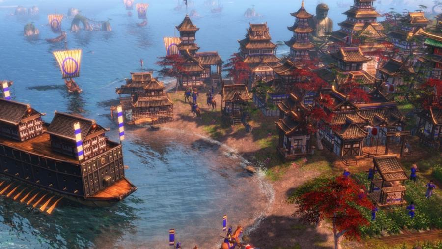 Age of Empires III Complete Collection - Steam Gift Key Screenshot 4
