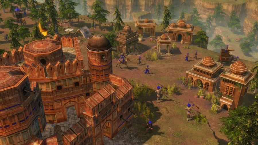 Age of Empires III Complete Collection - Steam Gift Key Screenshot 5