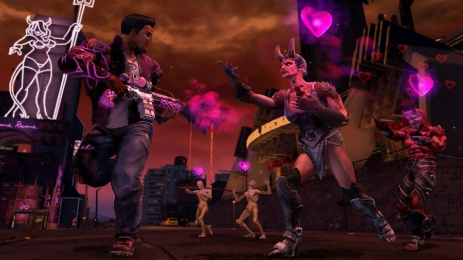 Saints Row - Gat Out of Hell Screenshot 6