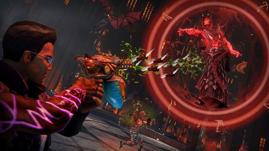 Saints Row - Gat Out of Hell Screenshot 4