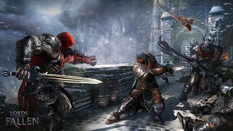 Lords of the Fallen - Limited Edition Screenshot 2