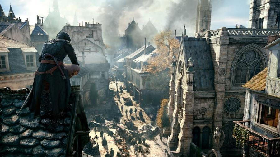 Assassin's Creed Unity - Clave Xbox One Screenshot 1