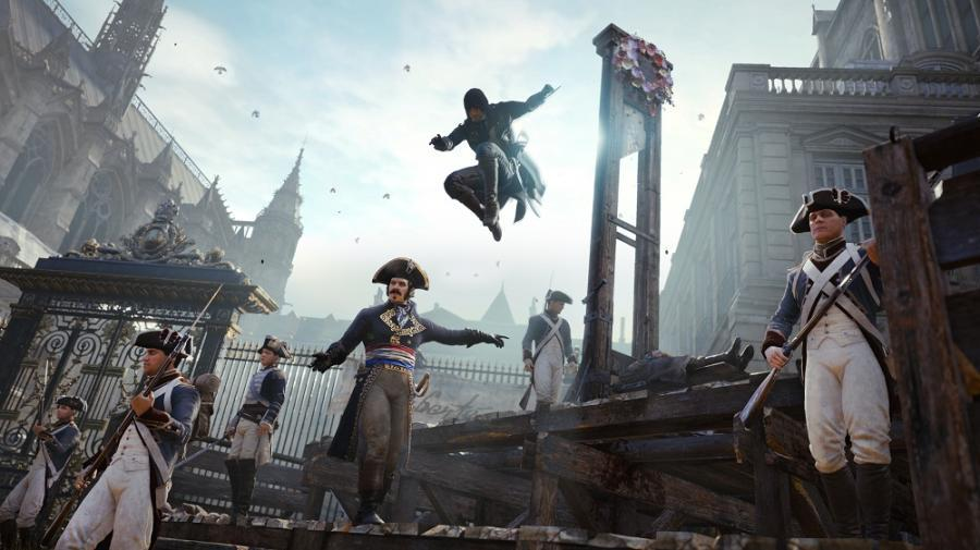 Assassin's Creed Unity - Clave Xbox One Screenshot 4