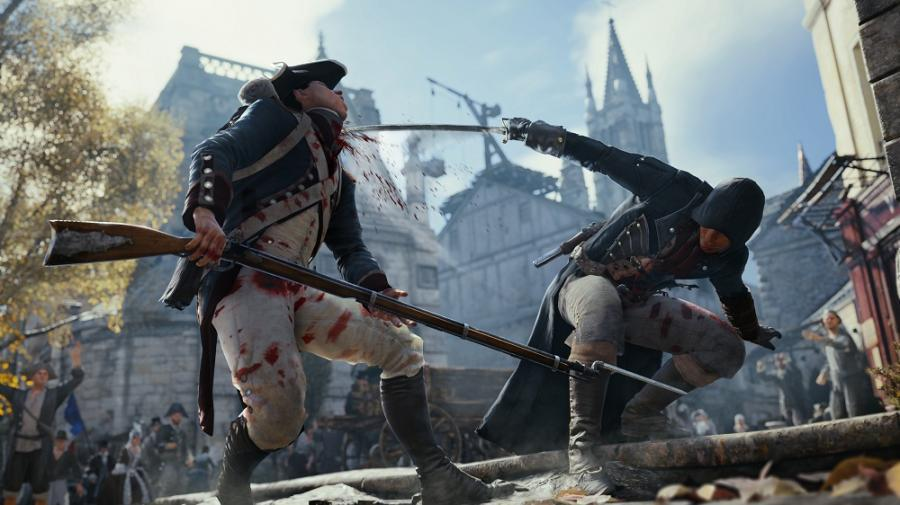 Assassin's Creed Unity - Clave Xbox One Screenshot 3