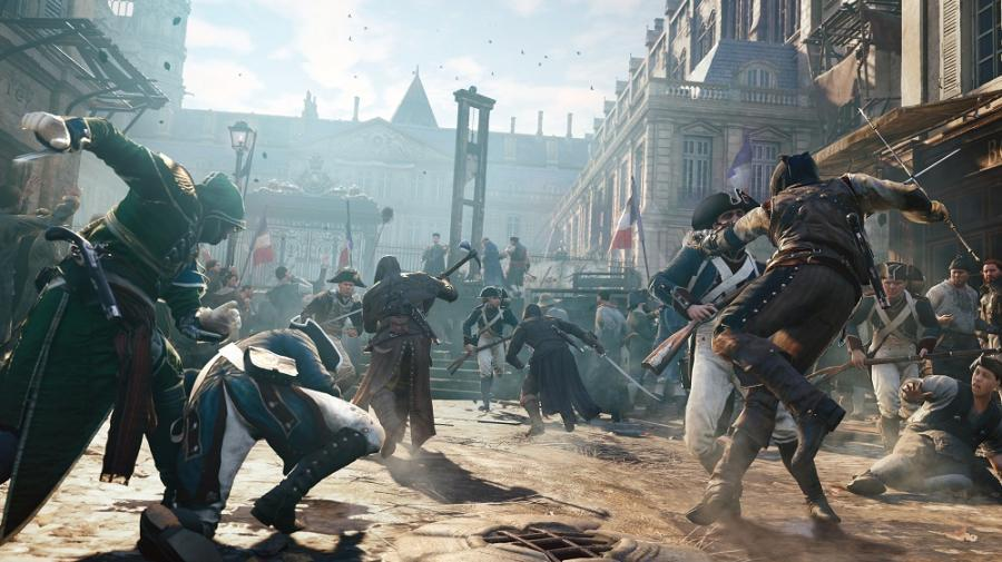 Assassin's Creed Unity - Clave Xbox One Screenshot 7