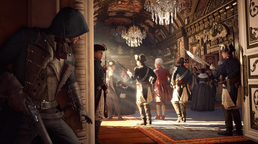 Assassin's Creed Unity - Clave Xbox One Screenshot 5